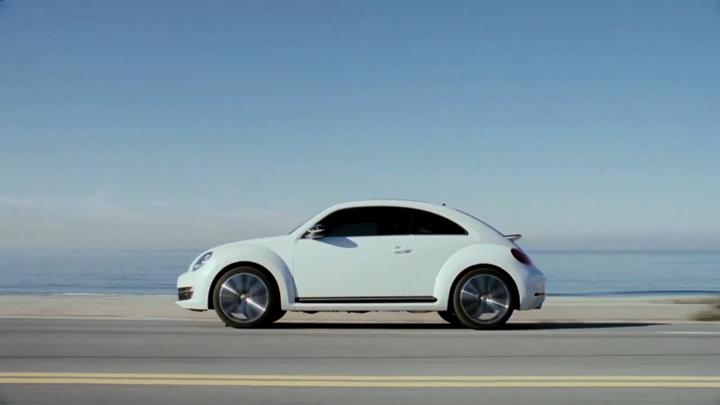 21st century Volkswagen Beetle